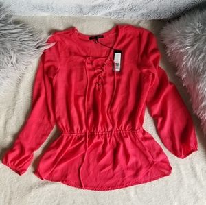 NWT Romeo + Juliet Couture Top